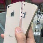 В сети появились снимки корпуса iPhone SE 2 и макет новинки