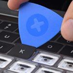 Специалисты iFixit полностью разобрали клавиатуру MacBook Pro 2018