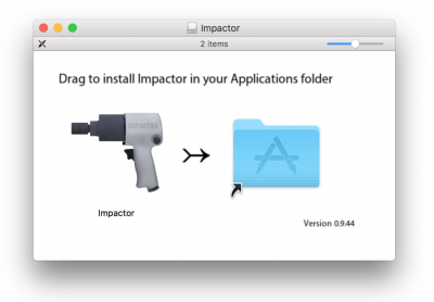 impactor app
