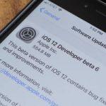 Вышли шестые бета-версии iOS 12, macOS Mojave, tvOS 12 и watchOS 5