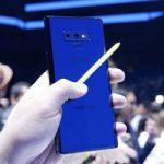 Samsung Galaxy Note 9 проигрывает iPhone X в бенчмарках