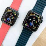 По громкости Apple Watch Series 4 превзошли iPad Mini