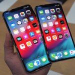Первый взгляд на iPhone Xs и iPhone Xs Max