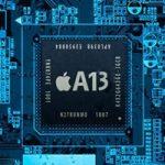 Чип Apple A13 может использоваться в ноутбуках Apple