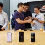 Китайские компании бойкотируют Apple