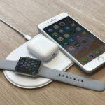 Беспроводная зарядная станция Apple выйдет в этом году