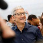 В 2018 году Apple потратила на охрану Тима Кука около 300 000 долларов