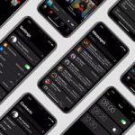 Темный режим интерфейса станет доступен только в iOS 13.1
