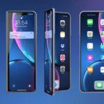 В сети появился новый концепт складного iPhone