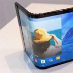Samsung предлагает Apple экраны для гибкого iPhone