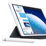 Новый iPad Air с 10,5-дюймовым экраном представлен официально