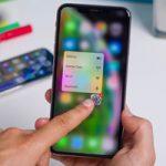 Apple избавится от 3D Touch во всех iPhone 2019