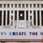 Apple открывает особенный магазин в отреставрированной библиотеке