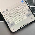 В iOS 13 компания Apple может несколько изменить клавиатуру