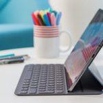 Компания Apple запатентовала новую версию Smart Keyboard Folio