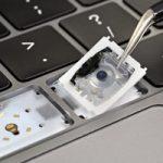 Специалисты разобрали новый MacBook Pro