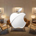 Почти во всех крупных Apple Store есть секретные комнаты для встреч и переговоров