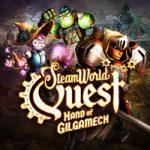 SteamWorld Quest: Hand of Gilgamech – карточная игра с паровыми роботами
