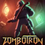 Zombotron — динамичный космо-шутер про зомби без зомби