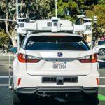 За месяц беспилотные авто Apple попали в две аварии