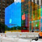 Самый известный Apple Store скоро откроется
