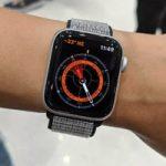 Некоторые ремешки для Apple Watch Series 5 могут влиять на точность компаса