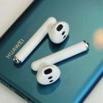 Huawei выпустила компактные беспроводные наушники с системой шумоподавления