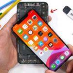 Блогер обратил внимание на некоторые мелкие нововведения в конструкции iPhone 11 Pro Max
