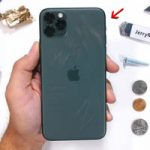 iPhone 11 Pro Max стал лучше сопротивляться мелким царапинам