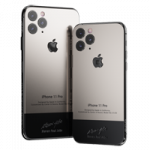 iPhone 11 Pro c фрагментом водолазки Стива Джобса стоит больше $6 000