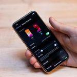 Темный режим iOS 13 значительно увеличивает автономность iPhone c OLED экраном