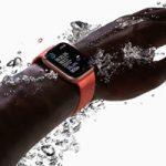 Apple Watch 6 можно будет использовать для тренировок в бассейне