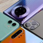 DxOMark опубликовали рейтинг смартфонов с лучшей камерой