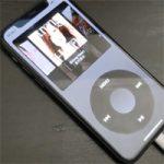 Энтузиаст создал приложение, превращающее iPhone в классический iPod