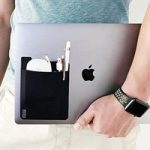 Fillit Pocket – «карман», который можно закрепить на крышке MacBook