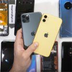 iPhone 11 назван одним из самых сложноремонтируемых смартфонов 2019 года
