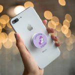 PopSocket — удобный и яркий держатель для смартфона