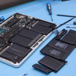Что делать если MacBook сообщает о необходимости замены батареи