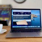 Новые MacBook Air стали заметно производительнее прошлой модели