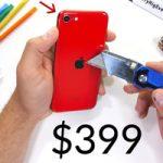 В iPhone SE используется такое же стекло, как и в iPhone 11