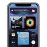 Дизайнеры предлагают разные варианты виджетов для iOS 14