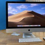 Новые iMac протестировали в бенчмарках