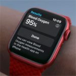 Функция измерения уровня кислорода в крови в Apple Watch Series 6 будет работать в России и Украине