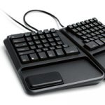 Zergotech Freedom – эргономичная механическая клавиатура