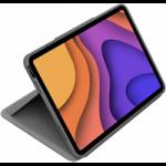 Logitech представила чехол-клавиатуру для iPad Air 2020