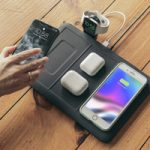 Mophie 4-in-1 wireless charging mat – универсальная беспроводная зарядка для разных гаджетов