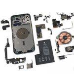 iFixit разобрали iPhone 12 Pro Max: большая батарея и внушительный модуль камеры