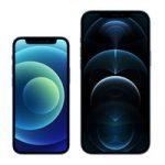 Первый взгляд на iPhone 12 mini и iPhone 12 Pro Max