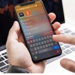 Что делать если клавиатура в iOS 14 реагирует на нажатия с задержкой