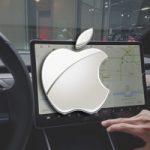В сети появился концепт интерфейса Apple Car